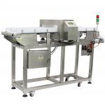 Stainless Steel Interceptor Industrial Metal Detector Conveyor Belt 220 Voltage Manufactures