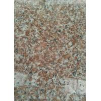 Quality Kerbstone Polished Granite Tiles G363 G3763 Red Color For Flooring / Paving for sale