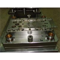 China Automotive Gasket 3 Row Progressive Die Stamping, Precision Metal Stamping Parts on sale