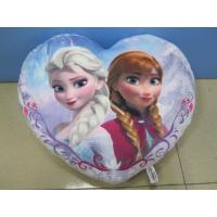 Purple New and Fashion Disney Frozen Princess Cushion And Pillow For Bedding Manufactures