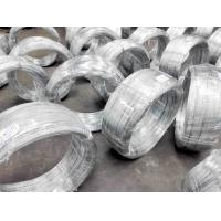 1.57mm 1.68mm ASTM B 408 Galvanized Steel Wire Cable Firm Connection With Concrete Manufactures