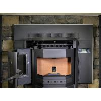 Energy Saving Insert Wood Pellet Stoves , Wood Burning Insert Stoves Manufactures