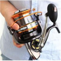 Wholesale Fishing Tackles Reels 9000 Seires Full Metal Line Cup Spinning Fishing Reels Manufactures