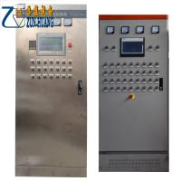 Automatic Brewery Control System , Beer Temperature Controller With Touch Screen Panel Manufactures