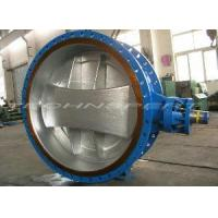 Triple Eccentric Flanged Butterfly Valve Manufactures