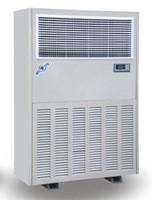 Eco friendly 12kg/h auto control wet film window air conditioner industrial with low noise Manufactures