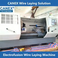 CX-450/630ZF Wire Laying for electrofusion fittings production Manufactures