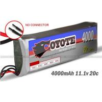 RC li-po battery for helicopter.RC boat.RC Car 11.1V 4000mAh 20C Manufactures