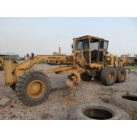 Quality 140g Used motor grader caterpillar american for sale