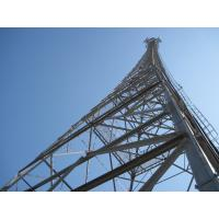Buy cheap 30 M   Telecommunication Towers Cell Tower Antenna  3L / 4L from wholesalers