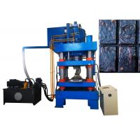 China Tea Brick Tablet Pill Press Machine Food Grade Metal Material Structure ≤1000T on sale