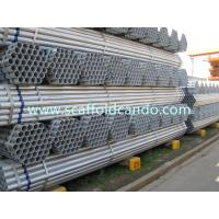 China Best high quality stk500 scaffolding pipe, hot dip galvanized pipe, 48.6*2.4*6000mm,5000mm,4000mm,3000mm with JIS G3444 on sale