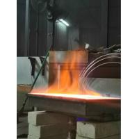 ISO 9239-1 Wire Testing Equipment Gas - Fired Radiant Panel ASTM E970 Manufactures