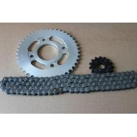 motorcycle chain sprocket kits Manufactures