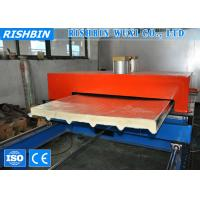 Thermal Insulation PU Sandwich Panel Machine for Various Thickness Roof Sheet Manufactures