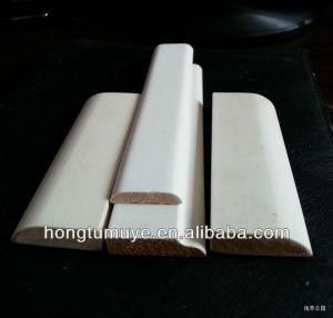 China Nutral Wood & MDF Door Stop/Door Architrave on sale