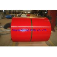 PPGI Pre-painted Galvanized Color Coated Steel Coil for roofing material, SGCC / DX51D Manufactures