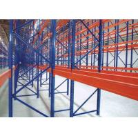 Customzied Heavy Duty Metal Shelving Units For Industrial Warehouse Storage Manufactures