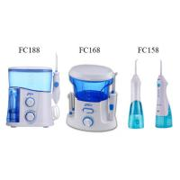 Low Noise Design Dental Spa Ultrasonic Cordless Rechargeable Water jet Flosser Manufactures
