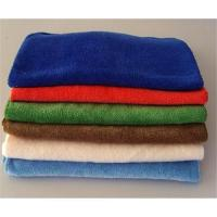 Quality Microfiber car cleaning cloth wax cloth multi-funtional towel for sale