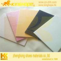 China Fibrous insole board shoe insole on sale