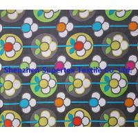 40S 100GSM Cotton Poplin Fabric Flower Printed Cotton Fabric Manufactures