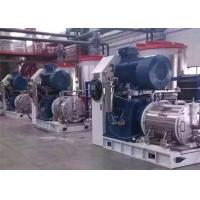 60L Big Capacity Disc Horizontal Bead Mill With New Technology Manufactures