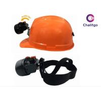 2800MAH Cordless Mining Lamps for Sale Hard Hat 10000 Lux with Charger Manufactures