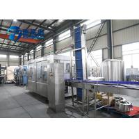 Purified Liquid Bottle Water Bottling Equipment Full Automatic Low Consumption Manufactures