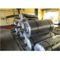Smooth / Cloth Mark Industrial Reclaim Rubber Sheet For Buffer Ring And Seals Manufactures