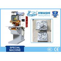 Quality Advanced Dc Power Pneumatic Spot Welding Machine Three Phase Load Balance for sale