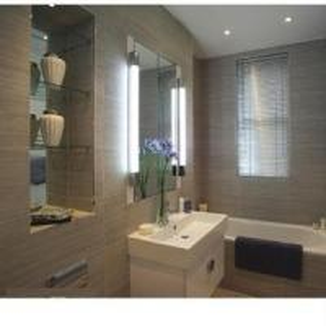Illuminated bath mirror IP44 Manufactures
