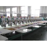 China Double Sequin Device Embroidery Machine on sale