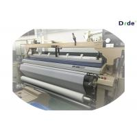 High Performance 340CM Water Jet Loom Electric Take Up / Let Off System Manufactures