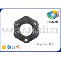 OEM Coupling 90A & Coupling 90AS For Excavator Spare Rubber Parts Manufactures