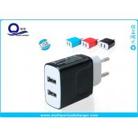 Quick Charging USB Wall Charger Multiple Port For Househeld And Travelling Manufactures