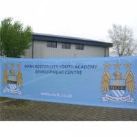 Pvc / Fabric Fence Aero Outdoor Mesh Banners And Flags Digital Printing Manufactures