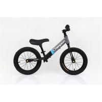 China High Carbon Steel   Octagonal Tube 12 Sports Style  Children Balance Bike Toys On Bike Finish Matte With Off-road Tires on sale