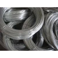 0.3mm - 5.0mm Hot Dipped Galvanized Steel Wire Rod For Armouring Cable Manufactures
