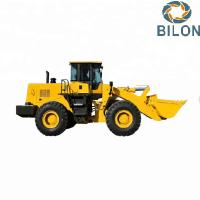 Quality High Efficiency Wheel Loader Machine ZL956 Compact Wheel Loader With 3.0m 3 Bucket for sale