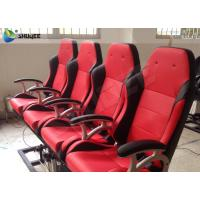 Superduty Interative 4D Motion Theater Chair 4D Movie Theater Electric Mobile Seats Manufactures
