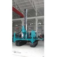 Quality XPL-20A Crawler drilling Rig For Anchoring apply singe pipe, duplex pipe, triple pipe tools for sale