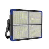 High Power 200W-1440W 140Lm/W Outdoor LED Flood Lights For Sport Field Tennis Court Manufactures