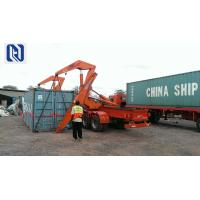 XCMG CCC Truck Mounted Crane With Telescopic Boom 5 Ton , 13m Arm Length Manufactures