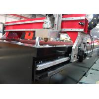 4 Axis Steel CNC Plasma Cutting Machine Square / Rectangular Tube Plasma Cutter Manufactures