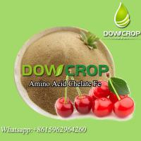 AMINO ACID CHELATED IRON DOWCROP WATER SOLUBLE FERTILIZER HOT SALE HIGH QUALITY LIGHT YELLOW POWDER ORGANIC FERTILIZER Manufactures