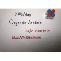 China Hgh Raw Powder 98%Pure Oxytocin Acetate Accelerated Childbirth on sale