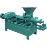 China Low consumption charcoal pressing machine wood charcoal briquette extruder machine on sale