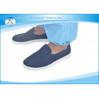 China PU Outsole Working ESD Anti Static Safety Shoes In Chemical Industry on sale