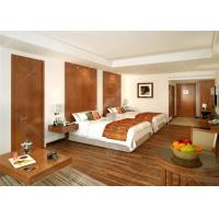 Buy cheap Custom-made Commercial Fabric Furniture for Holiday Inn / Hotel Bedroom from wholesalers